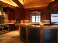 Custom and Refaced Kitchens