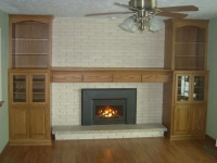 Fireplace Mantels and Trim